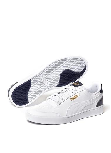 Puma Puma Erkek Beyaz Lifestyle Ayakkabı Lacivert